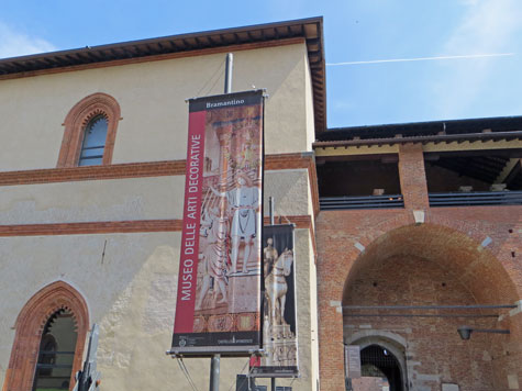 Decorative Arts Museum (Museo delle Arti Decorative)