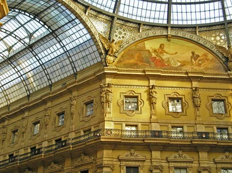 Tourist Attractions in Milan Italy